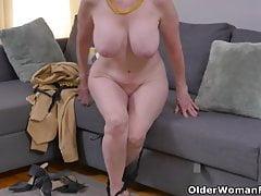 An older woman means fun part 103