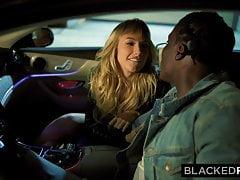 BLACKEDRAW Ivy Wolfe Gets BBC In Every Corner Of LA