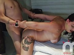 Cuckold husband takes cousin to fuck wife