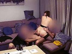 Wife has romantic date with lover, husband joins and films